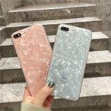 Efeito 3D elegante telefone IMD caso para iPhone 7/8/X