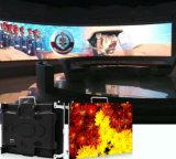 P4 à l'intérieur panneau LED de couleur plein écran