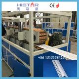 Belüftung-Eckraupe-Profil-Strangpresßling-Zeile Plastikprofil-Produktionszweig