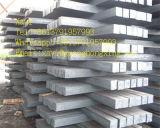 De Staven van het staal, de Vierkante Staaf van het Staal, Gbq195, Q235, Q275, JIS Ss400, 3sp, 4sp