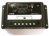 Regolatore della batteria solare della batteria di litio 10A 20A