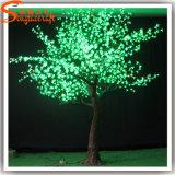 China Fabricante Artificial LED Peach Blossom Tree