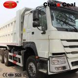 남아프리카 타이란드 피지에 있는 HOWO 덤프 팁 주는 사람 트럭 판매