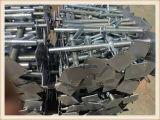 500/600mm/700mm를 위한 빈 Galvanizedd 비계 기초 잭