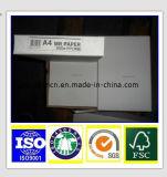 Papel de la talla A4, papel de copia A4 80GSM, fábrica de papel A4 en China