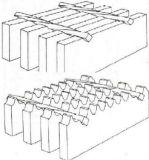 Гальванизированные равнина или Serrated горячий DIP, проступи лестницы, запирают решетку, решетку стали