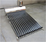 Calentador de agua solar de acero inoxidable