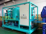 Вакуумный масло фильтр для фильтрации и очистки масла с трансформатором машины