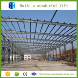 Precio prefabricado ligero del almacén de la estructura de acero de China
