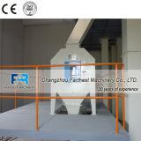 魚の飼料工場の粉の供給のクリーニング装置