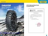 Los neumáticos tubeless 165/70R13 con alta calidad