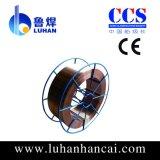 De Beschermde Lassende Draad van Co2 Gas met Ccs- Certificaat