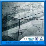 De forma irregular de vidrio templado, vidrio templado