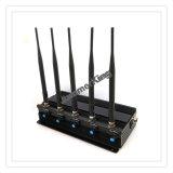 2g, 3G, 4G, Wi-Fi WiFi de 2,4 g / Jammer / Bloqueador de sinal; Isolador de sinal de telefone móvel