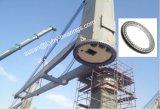 Roulement de plaque tournante de roulement de boucle de pivotement du grand diamètre 7397/2700 utilisé pour la grue gauche de marine de grue mobile de grue