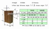 Almofada refrigerando para industrial/estufa/aves domésticas, 7090/5090