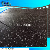 Ce Certificated Compound Quality Gym Rubber Mat