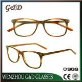 Montatura per occhiali ottica del nuovo di disegno dell'acetato del commercio all'ingrosso monocolo di Eyewear