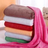 Serviette de bain multicolore / Coton Hôtel serviette