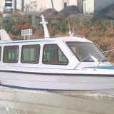 30 мест из стекловолокна снаружи модель двигателя для продажи на лодке со стороны пассажира