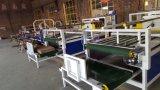 Corrugated коробка складывая клеящ машину