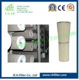 Filtro de entrada de ar de turbina de gás Ccaf