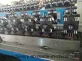 Roulis automatique de barre de T formant des machines pour le système de plafond de suspension