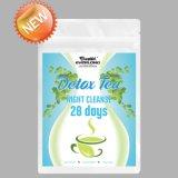 عشبيّة [ولّنسّ] مسطّحة [تثمّي] شاي حرق سمين شاي [دتوإكس] شاي (28 يوم برنامج)