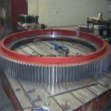 Grande Cintura Engrenagem para moinho de bolas e Forno Rotativo