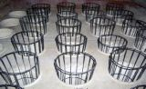 ガーベージPower Used 304 \ 316L Stainless Steel Filter Cages