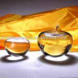Suavizar el cristal claro de Apple de la decoración del hotel con alta calidad en 2016