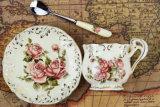 Osso di ceramica della Cina della tazza di tè del grado superiore da vendere