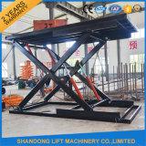 lijst van de Lift van de Schaar van 1m - van 12m het de Op zwaar werk berekende Hydraulische/Platform van de Lift van de Schaar voor Pakhuis