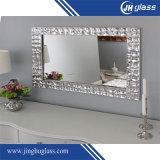 5mm покрашенное ясное нержавеющее медное свободно зеркало