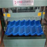 Dxの熱い販売法1100は機械を形作るタイルロールを艶をかけた