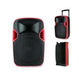 """Caixa de som de 12 """"PA Active Speaker com projetor e tela"""