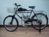 自転車のためのガソリン機関