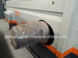 Separatore concentrico del flusso turbolento con la piattaforma
