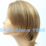 Pelucas sintetizadas del pelo de las mercancías del pelo