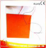 220V 490W 350*350*1.5mm 3D Printer Verwarmde RubberVerwarmer van het Silicone van het Bed