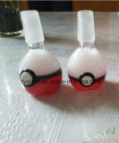 Красный стеклянный шарик 14# 19# $2 шара Pokemon
