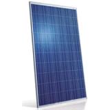Poly panneau solaire 250W pour le système relié à une grille