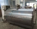 ステンレス鋼の酪農業で使用されるろう付けされたミルク冷えるタンク