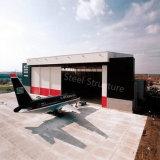Costruzione prefabbricata del metallo per il capannone dei velivoli