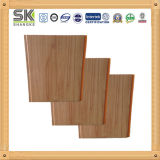 Decoración de diseño en madera Panel del techo de PVC para Salón