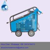 Máquina de alta presión de la limpieza del tubo de las aguas residuales de la máquina de la limpieza