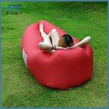 Sofá inflável inflável inflável inflável para dormir com bolso