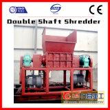 Nouveau style de l'axe double Shredder pour le recyclage des pneus