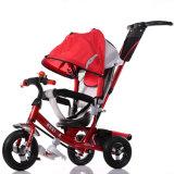 Корабль Toys трицикл детской дорожной коляски с pushrod