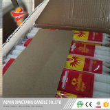 Vela llana blanca directa de la fabricación 25g de la fábrica de Aoyin